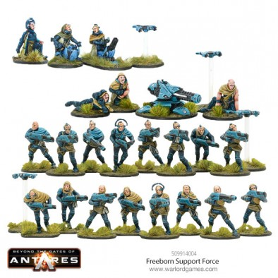 FREEBORN Expansion Force