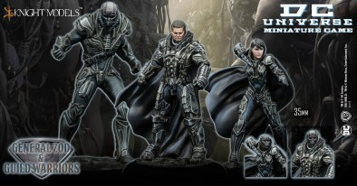 General Zod & Guild Warriors