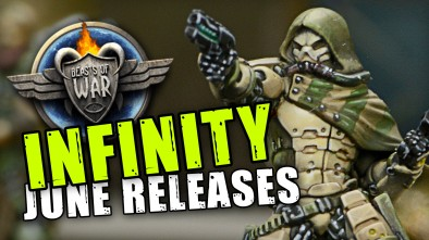 New Infinity Releases For June 2017 Revealed!