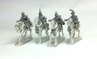 Late 16th Century Hungarian Armoured Hussars