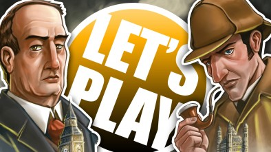 Let's Play: Holmes With David Esbry
