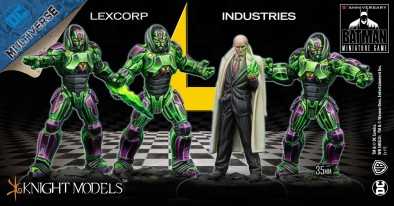 Lexcorp Industries