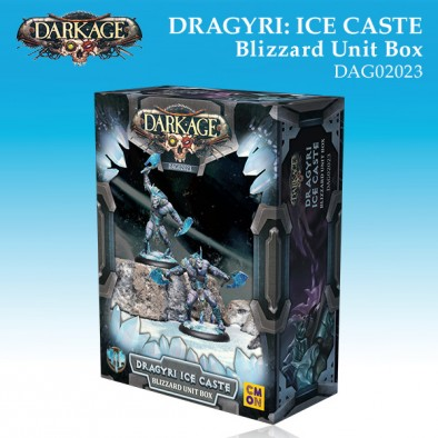 The Dragyri Blizzard Unit Box