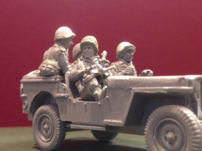US Command Jeep #1