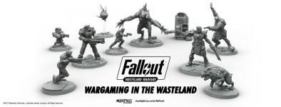 Wargaming In The Wasteland (Models)