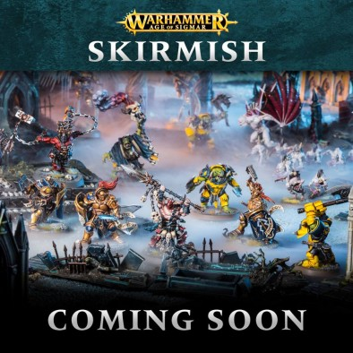 Warhammer Age Of Sigmar (Skirmish)