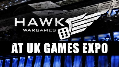 Hawk Wargames at UK Games Expo