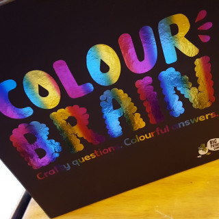 Quick & Easy Games - First Date, Colour Brain & Chameleon