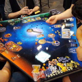 Come & Play Star Trek: Ascendancy With Gale Force Nine