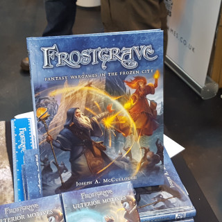 Ben Has A Chat With Joe On All Things Frostgrave
