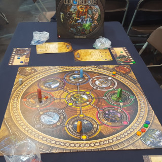 Fight A Battle Of Area Control For The Nine Realms + Win A Prize!