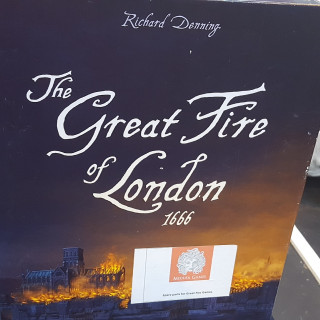 Help Put Out The Great Fire Of London!