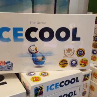Try Out The Dexterous Ice Cool + Win Prizes!