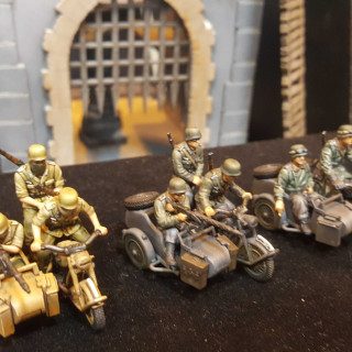 Modern Military Miniatures Hit From Rubicon