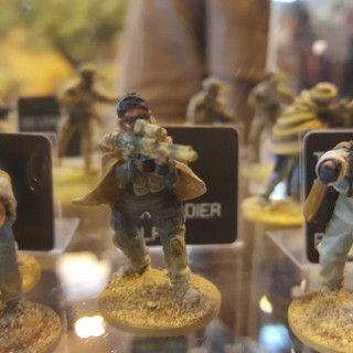 Cover Your Lanes Of Fire With Spectre Miniatures Modern Warfare Range