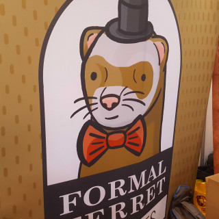 Become A Formal Ferret & Get A Bit Wordsy Too