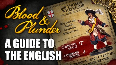 A Guide To The English In Blood & Plunder