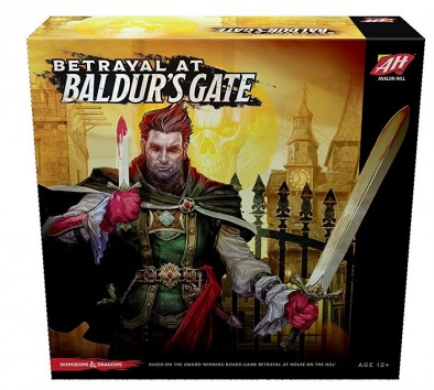 Betrayal At Baldur's Gate (Cover)