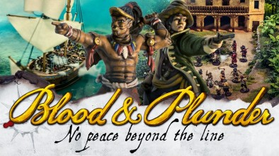 Blood & Plunder No Peace Beyond The Line