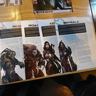 Heading Into Sci-Fi Realms With The FAITH RPG