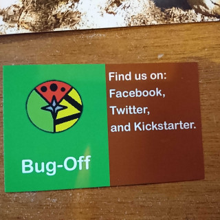 Getting Gamers Outside With Bug Off