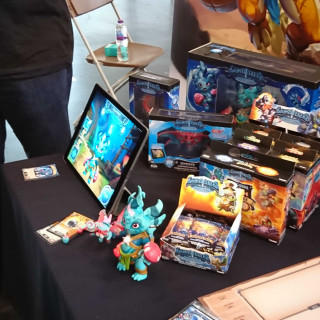 Table Top Meets Tech In Lightseekers Game
