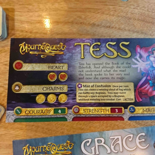 Tackle Yourself A MourneQuest On The Tabletop