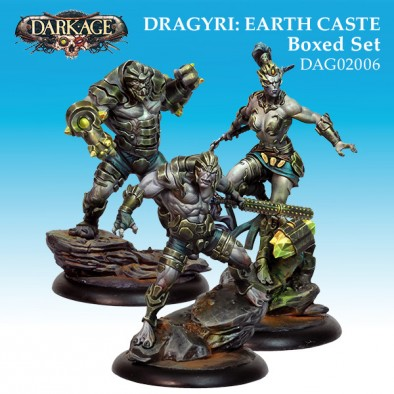 Dragyri Earth Caste