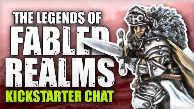 The Legends Of Fabled Realms: What's In The Kickstarter?