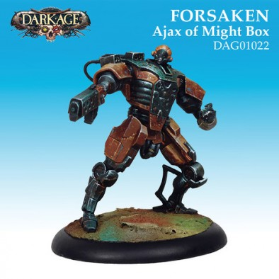Forsaken - Ajax Of Might