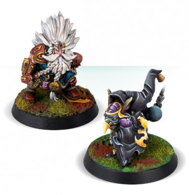 Grombrindal & Black Gobbo