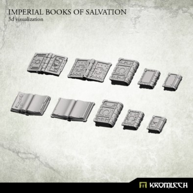 Imperial Books of Salvation #1