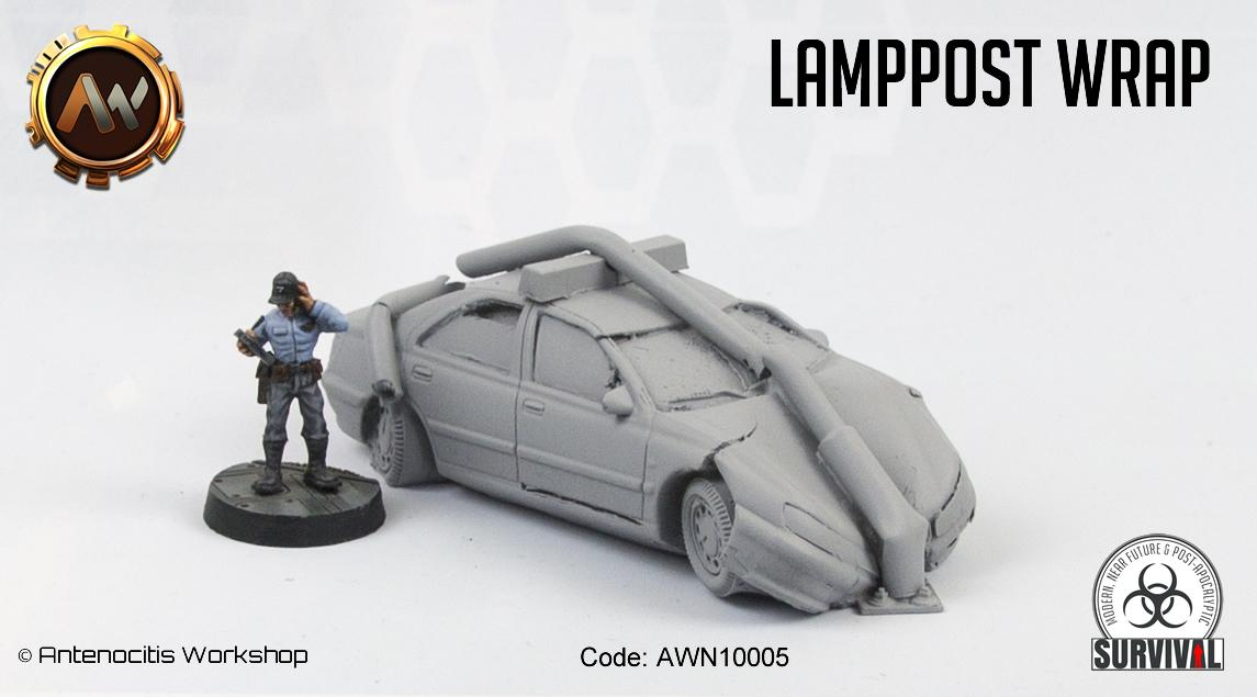 Write-Off Your Car With Antenocitis' New Ruined Terrain