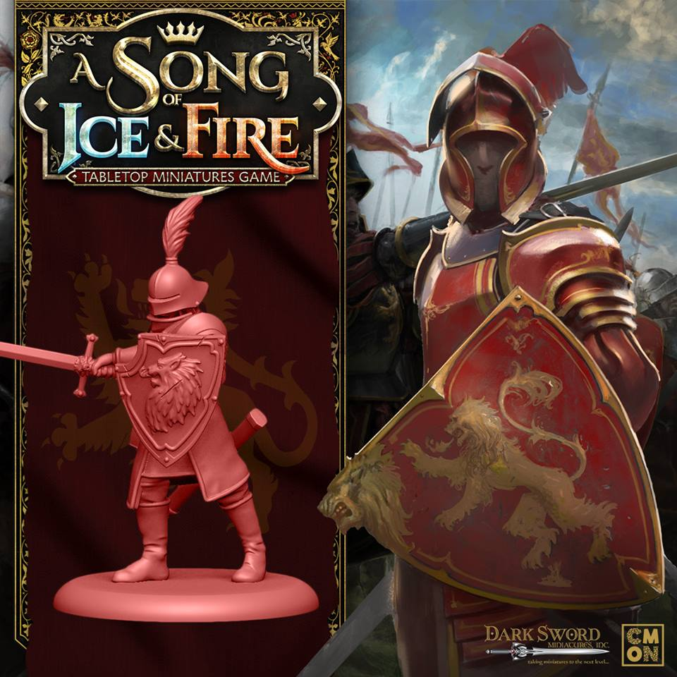 Who Dies In Warriors Fire And Ice: The Lannisters Send Their Regards With New CMON Previews