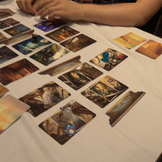Guessing The Murderer With Mysterium in The Gaming Hall