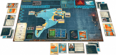 Pandemic Season 2 (Board)