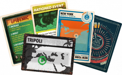 Pandemic Season 2 Cards