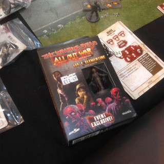 Mantic Talk Us Through The Walking Dead + Win A Prize!