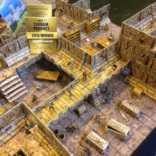 Checking Out The Tabletop Terrain From Battle Systems - Win A Prize!