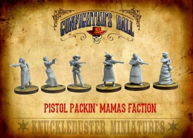 Pistol Packin' Mamas Faction