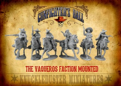 The Vaqueros Faction Mounted