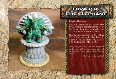 Tower Of The Elephant