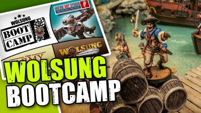 Weekender: Wolsung Boot Camp Announced Set Sail For Blood & Plunder Week!