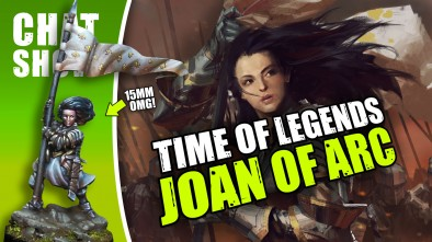 Weekender: Time Of Legends - Joan Of Arc; What's It All About?