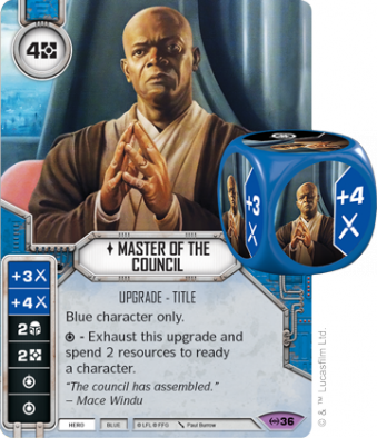Master Of The Council