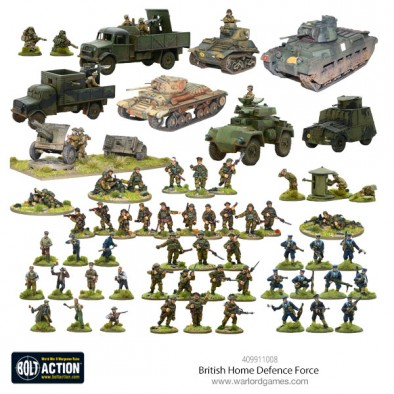 British Home Defence Force