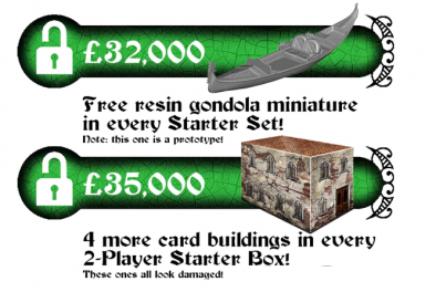 Carnevale Stretch Goals