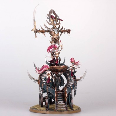 Chris' Daughters Of Khaine Path To Glory Warband