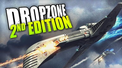 Dropzone Commander Second Edition Announced!
