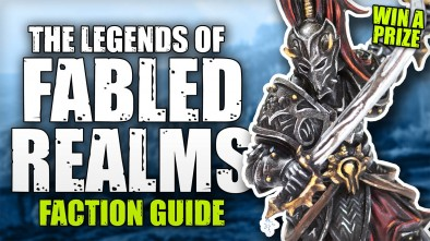 The Legends Of Fabled Realms: Druggoi Covens Faction Guide